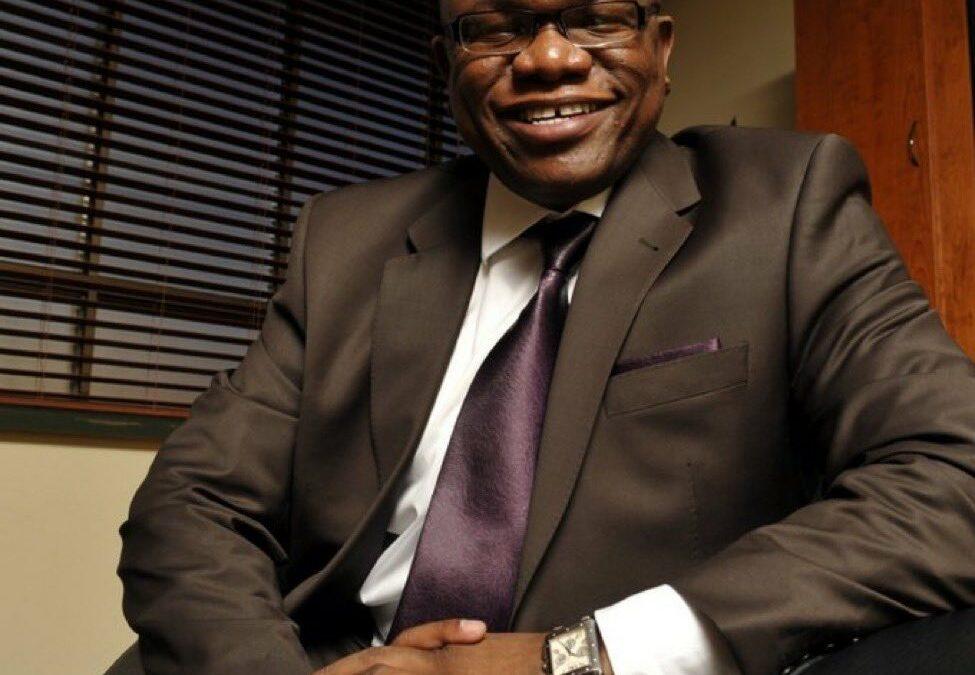 RIP Executive Mayor Geoff Makhubo